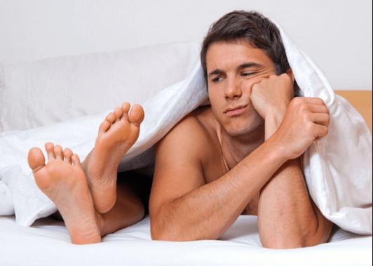 Симптомы недостатка секса