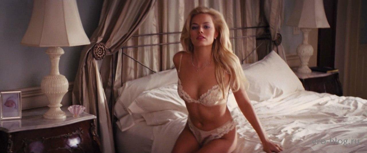 Голая обнаженная Margot Robbie   Марго Робби интимные фото звезды