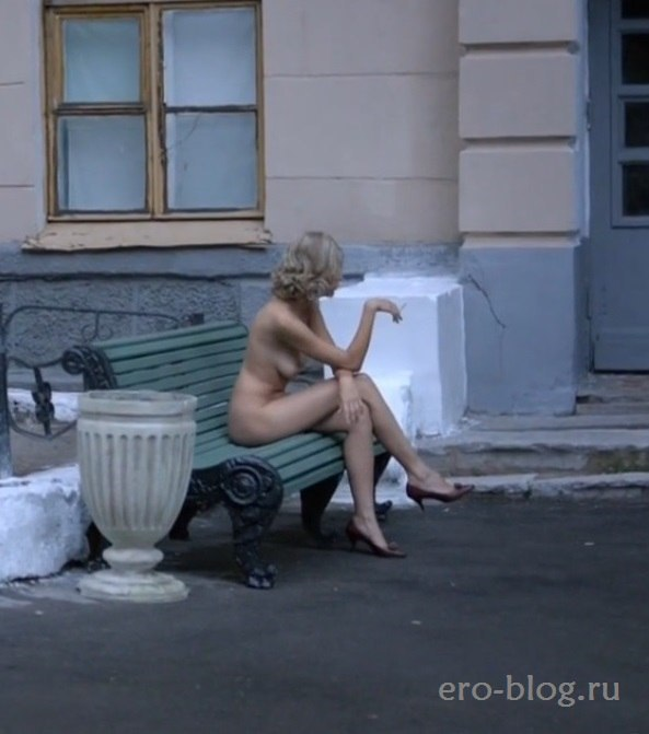 Голая обнаженная Евгения Брик интимные фото звезды