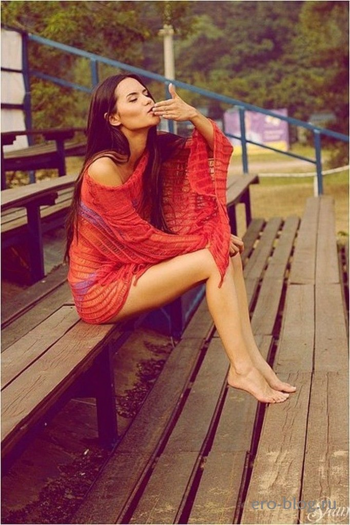 Голая обнаженная Катя Ли интимные фото звезды