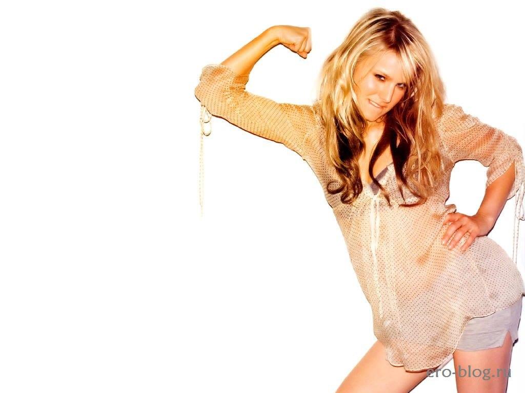 Голая обнаженная Kristen Bell | Кристен Белл интимные фото звезды