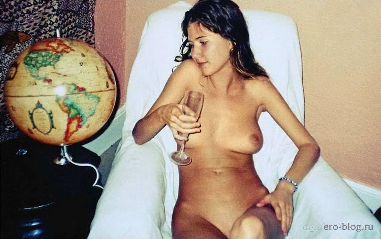 Голая обнаженная Анна Чапман интимные фото звезды