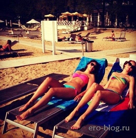 Голая обнаженная Анна Михайловская интимные фото звезды