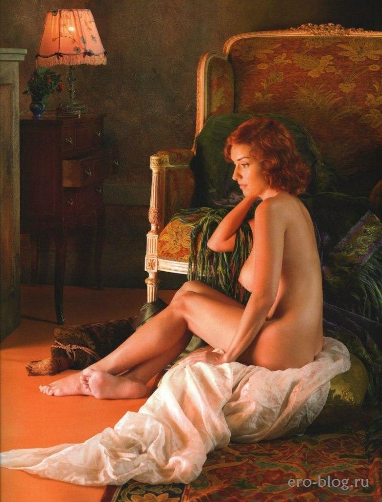 Голая обнаженная Юлия Зимина интимные фото звезды