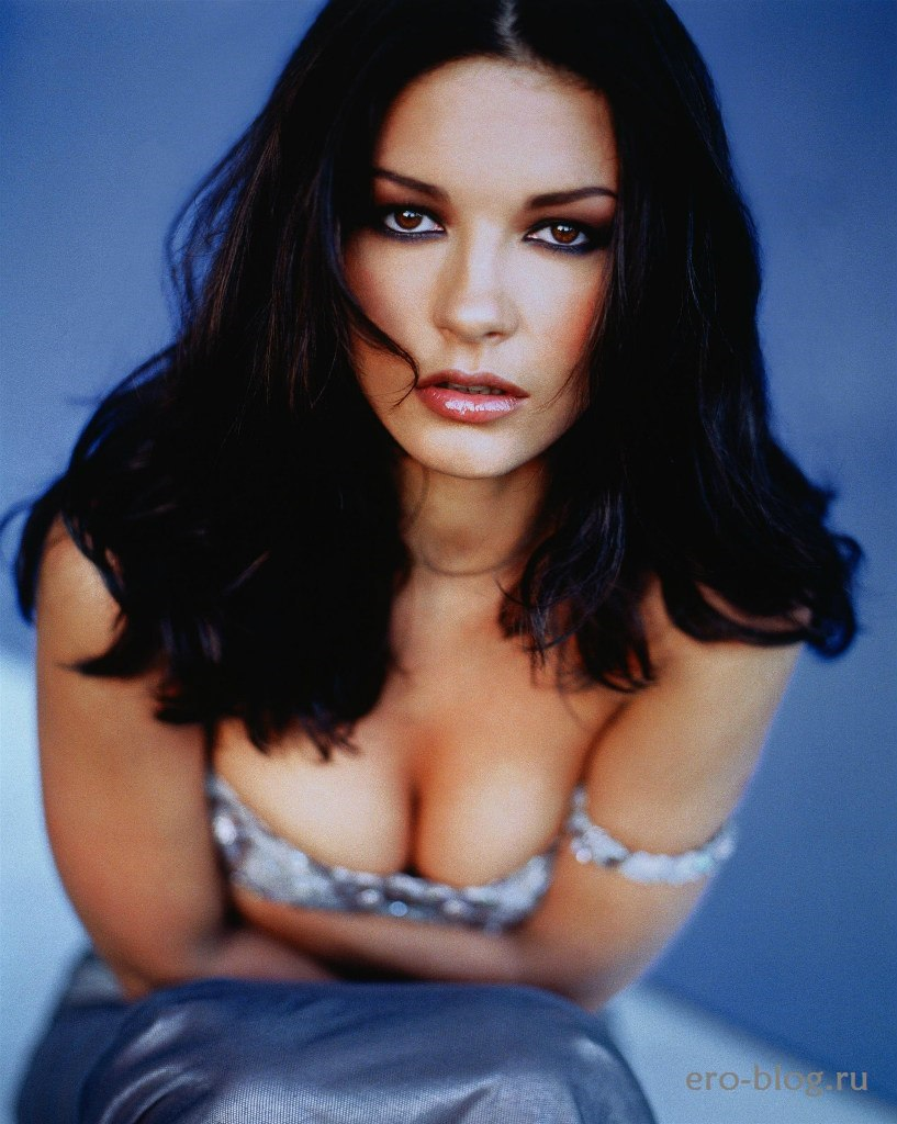 Голая обнаженная Catherine Zeta Jones | Кэтрин Зета Джонс интимные фото звезды