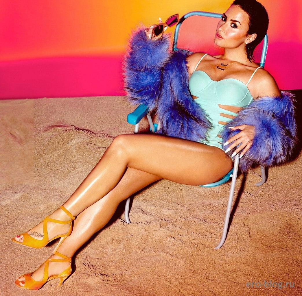 Голая обнаженная Demi Lovato | Деми Ловато интимные фото звезды