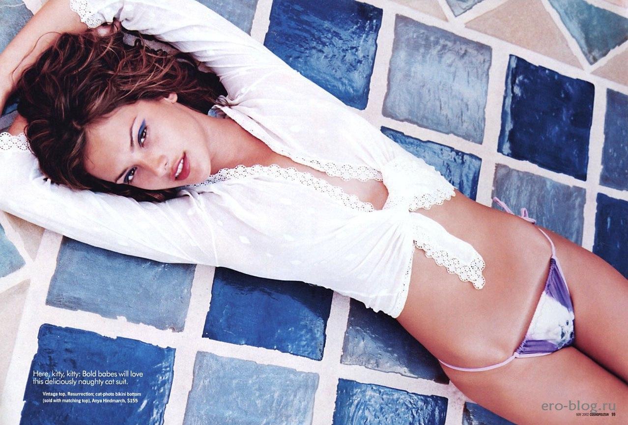Голая обнаженная Alessandra Ambrosio   Алессандра Амбросио интимные фото звезды