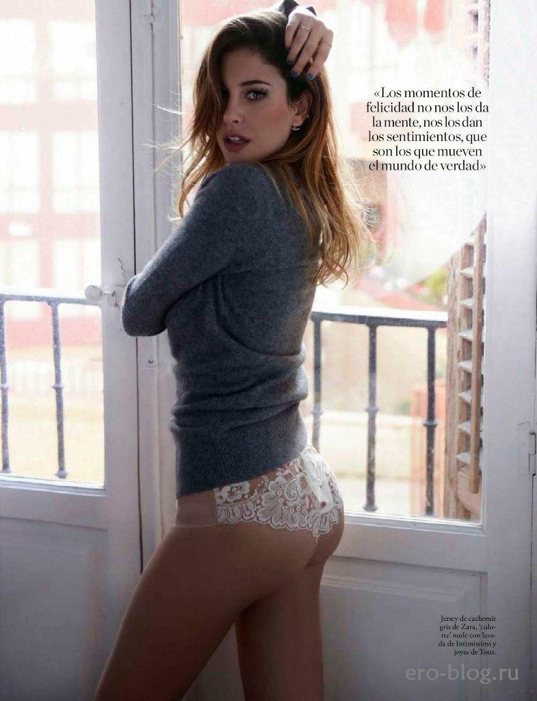 Голая обнаженная Blanca Suarez   Бланка Суарес интимные фото звезды