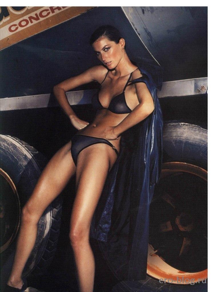 Голая обнаженная Gisele Bundchen | Жизель Бюндхен интимные фото звезды