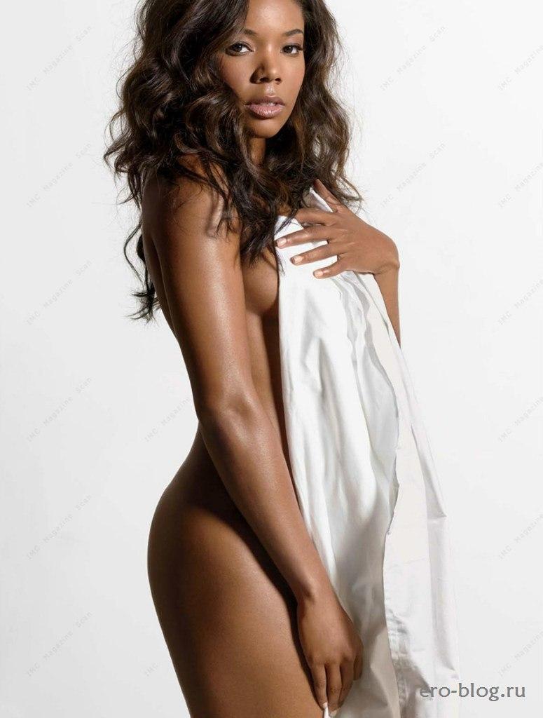Голая обнаженная Gabrielle Union | Габриэль Юнион интимные фото звезды