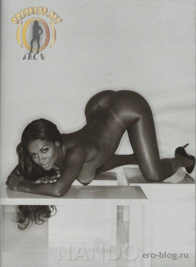 Голая обнаженная Jacqueline Faría   Жаклин Фариа интимные фото звезды