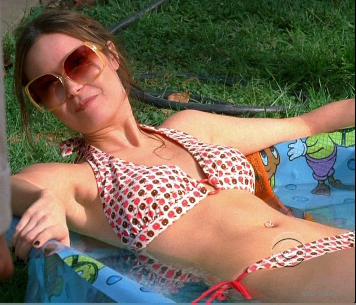 Голая обнаженная Summer Glau   Саммер Глау интимные фото звезды