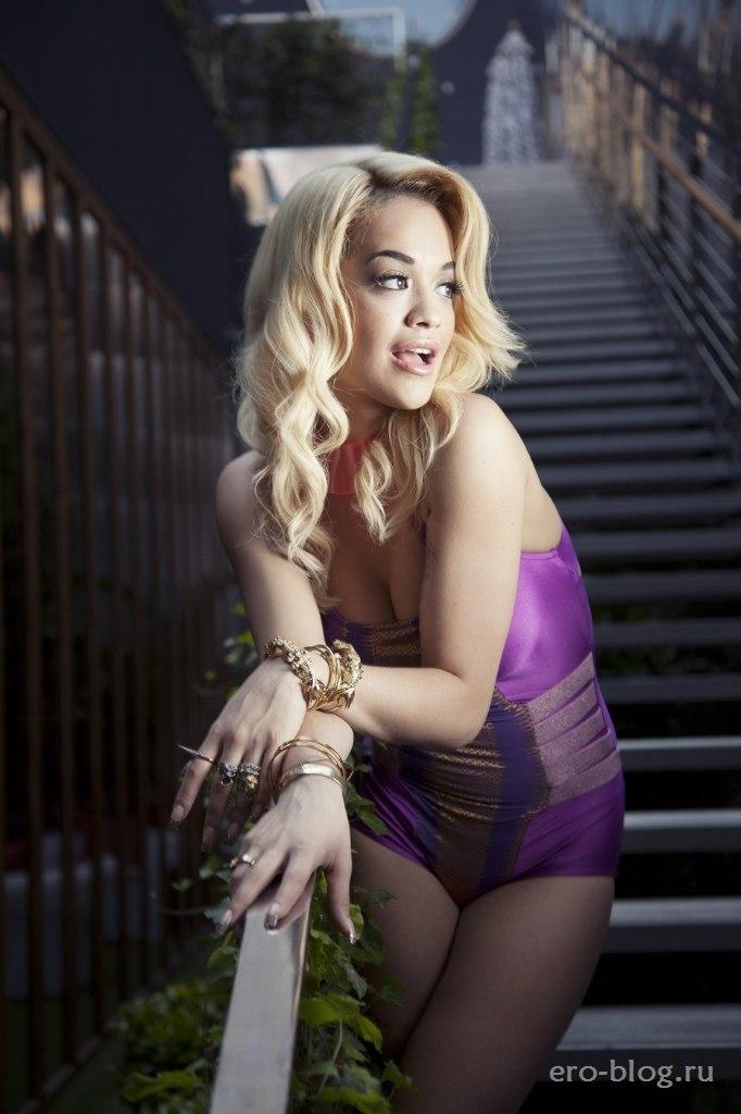Голая обнаженная Rita Ora | Рита Ора интимные фото звезды