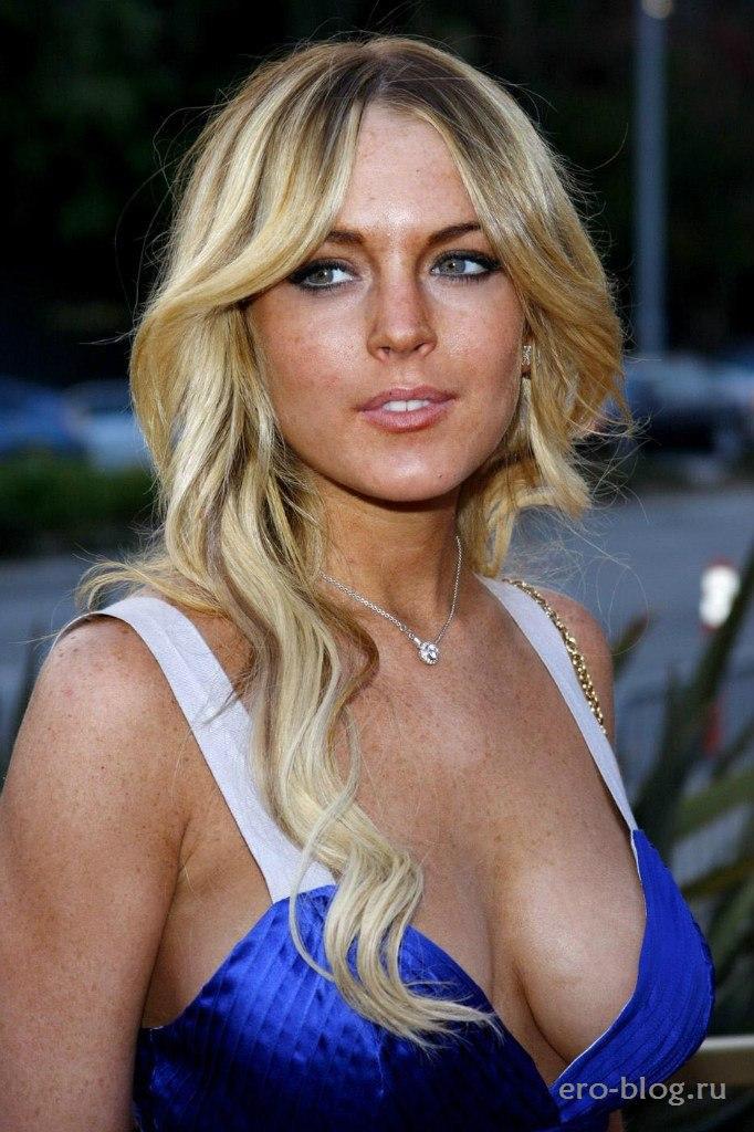 Голая обнаженная Lindsay Lohan | Линдсей Лохан интимные фото звезды