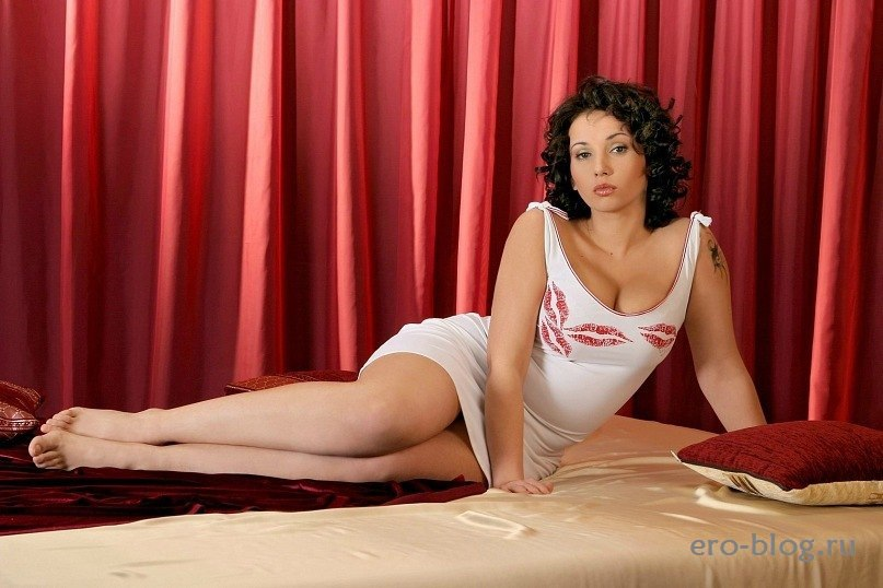 Голая Анфиса Чехова на фото