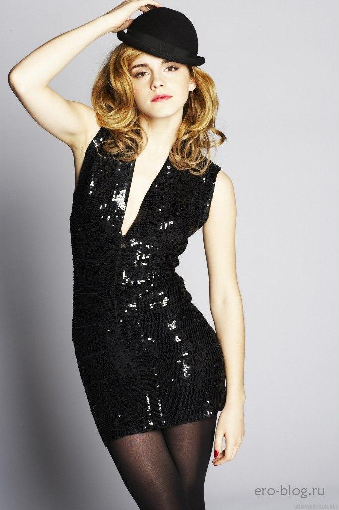 Голая обнаженная Emma Watson | Эмма Уотсон интимные фото звезды