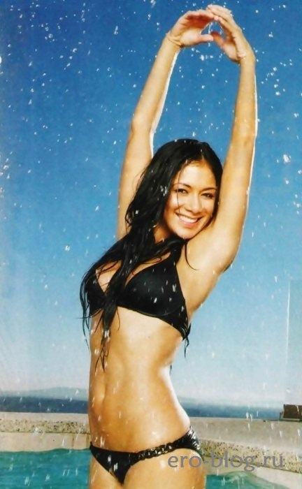 Голая обнаженная Nicole Scherzinger | Николь Шерзингер интимные фото звезды