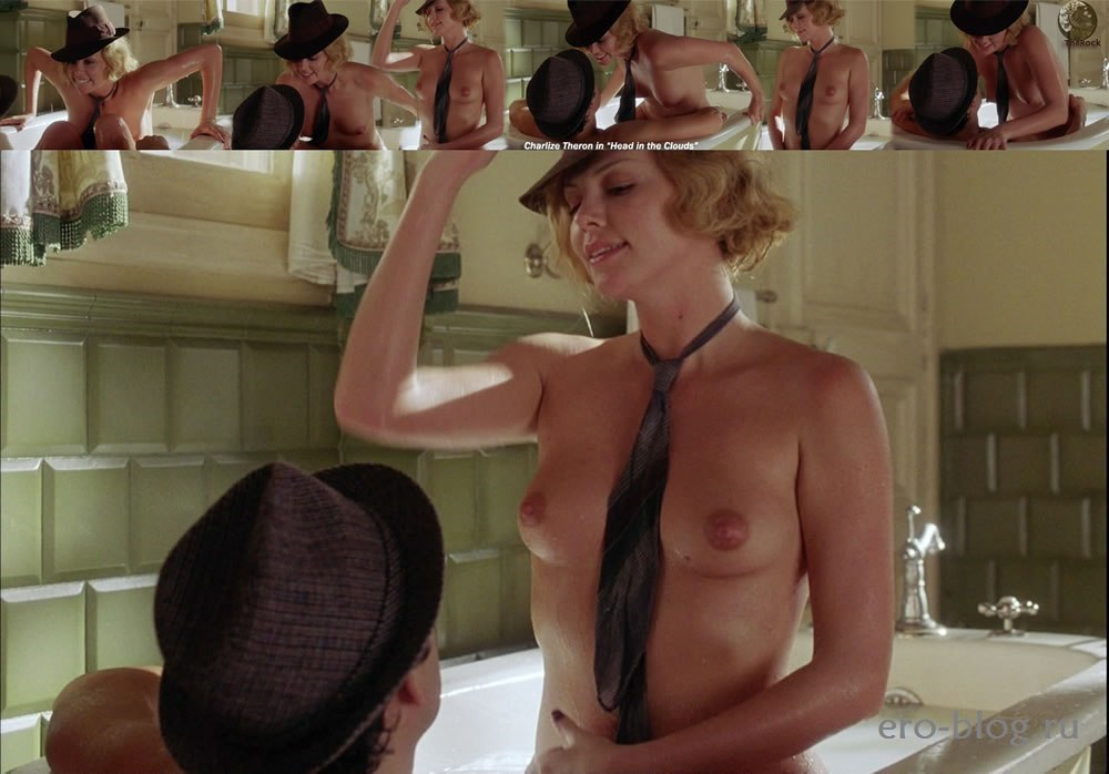Голая обнаженная Charlize Theron | Шарлиз Терон интимные фото звезды