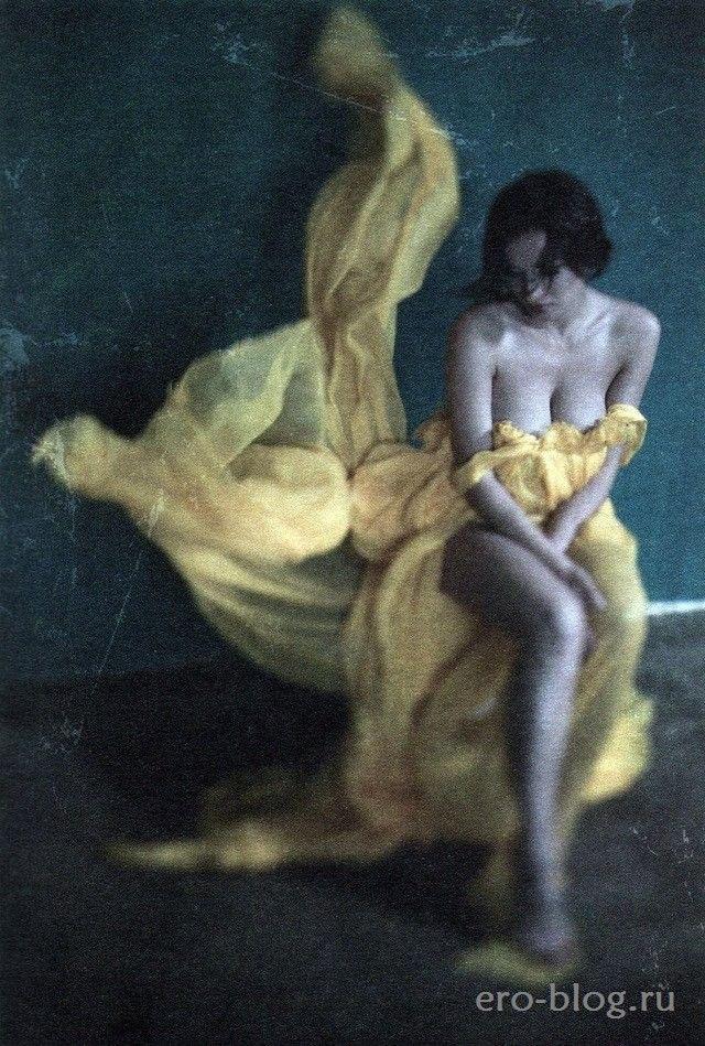 Голая обнаженная Надежда Грановская интимные фото звезды