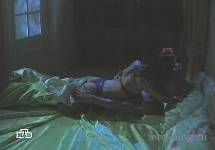 Голая обнаженная Юлия Беретта интимные фото звезды