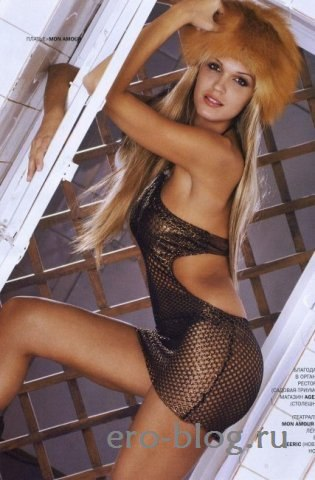 Голая обнаженная Слава (Анастасия Сланевская) интимные фото звезды