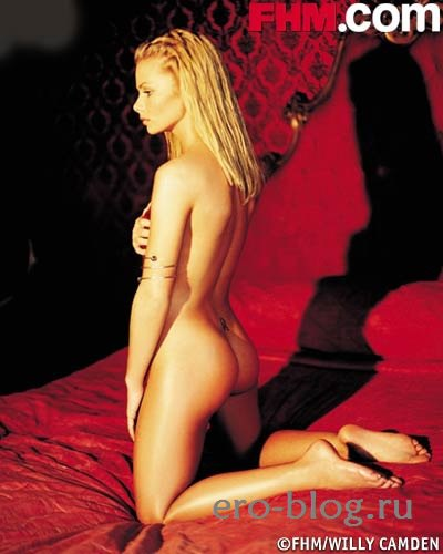 Голая обнаженная Jaime Pressly | Джейми Прессли интимные фото звезды