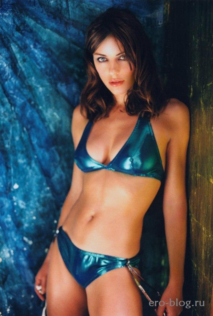 Голая обнаженная Elizabeth Hurley | Элизабет Хёрли интимные фото звезды