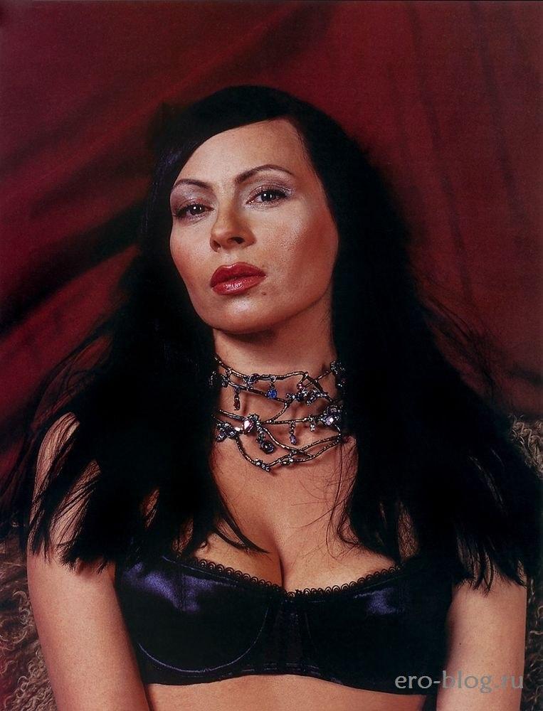 Мария Хлебникова Голая