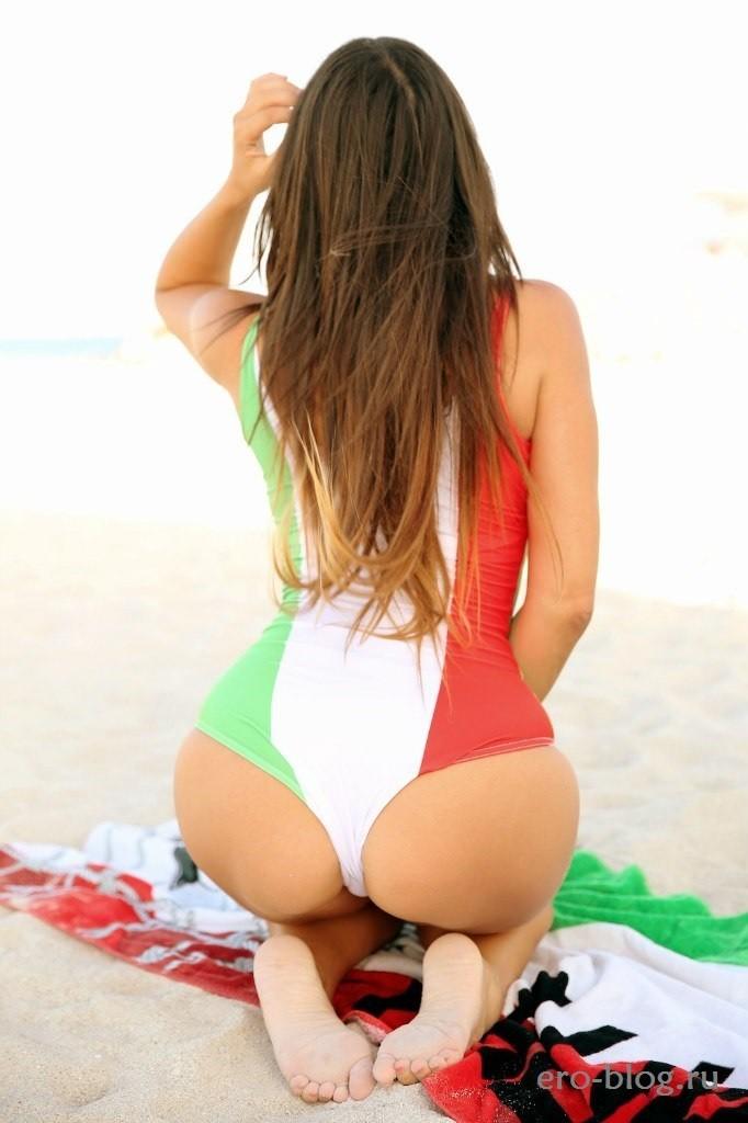 Голая обнаженная Claudia Romani | Клаудия Романи интимные фото звезды