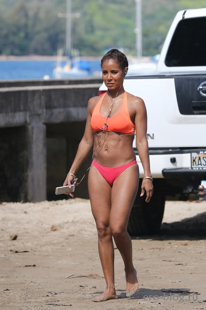 Jada Pinkett-Smith (41)