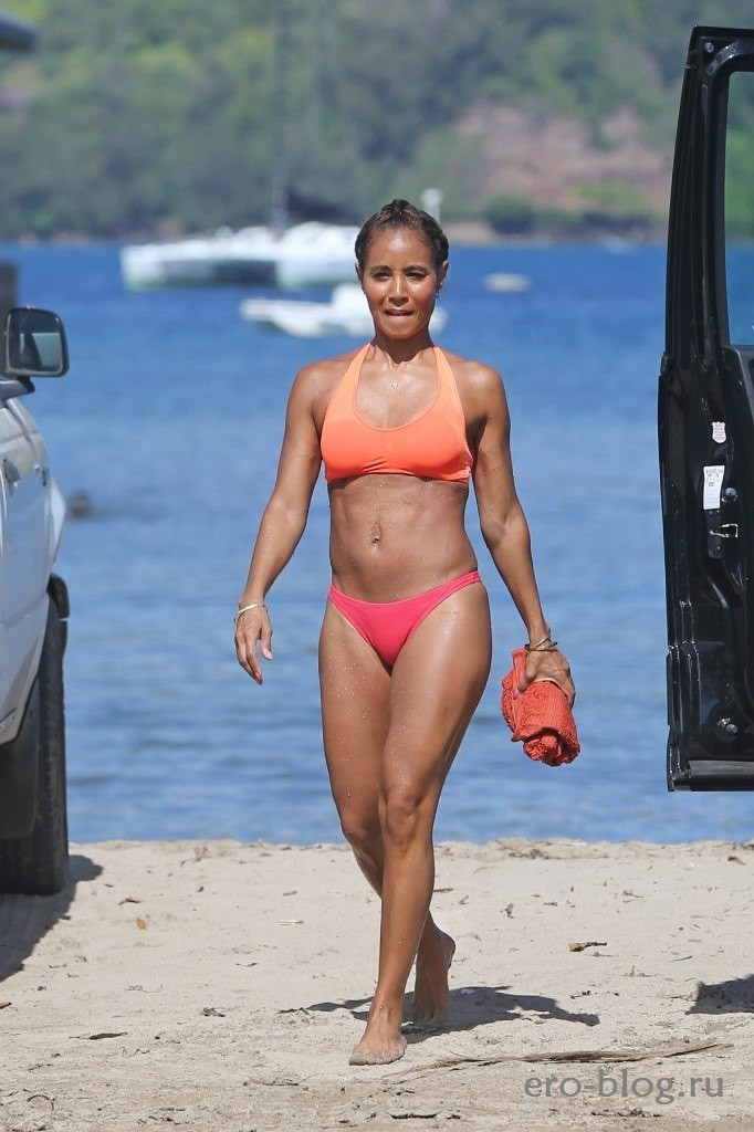 Jada Pinkett-Smith (42)