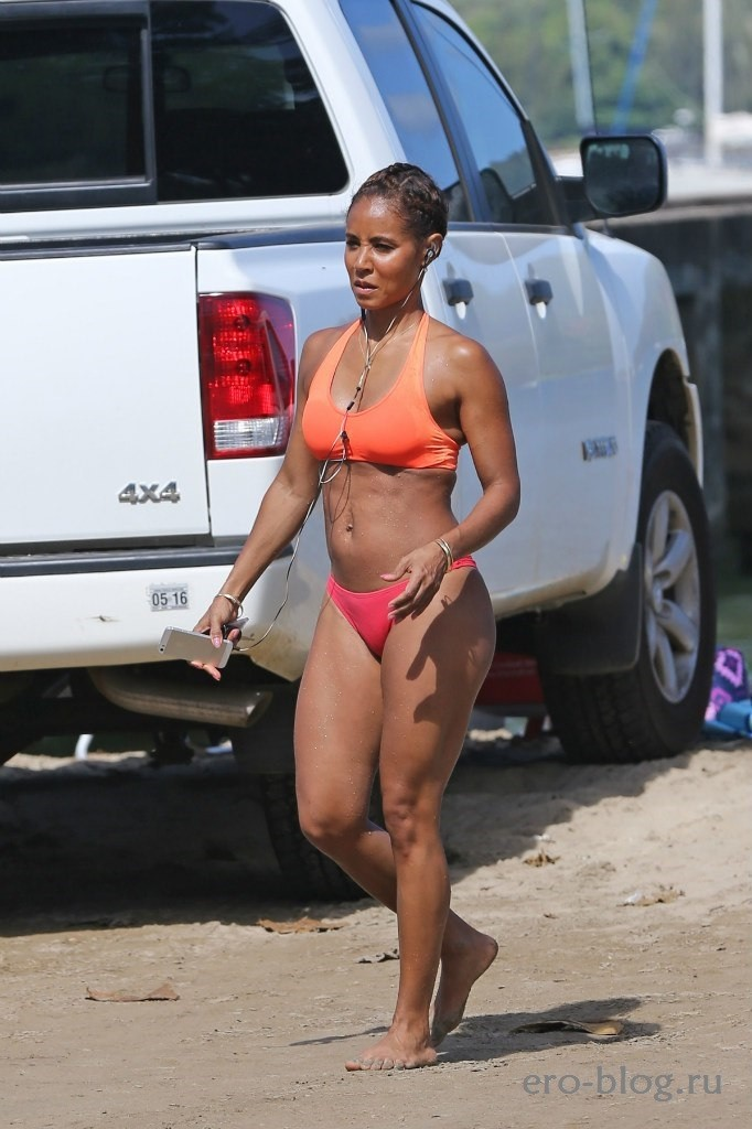 Jada Pinkett-Smith (48)