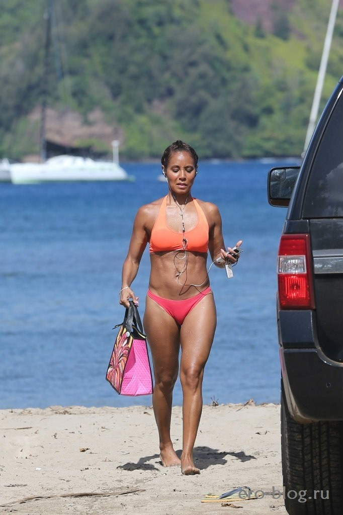 Jada Pinkett-Smith (57)