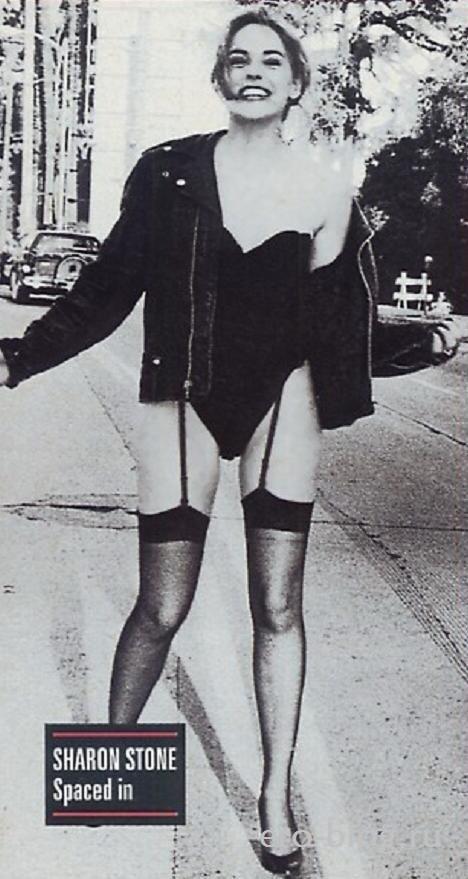 Голая обнаженная Sharon Stone | Шэрон Стоун интимные фото звезды