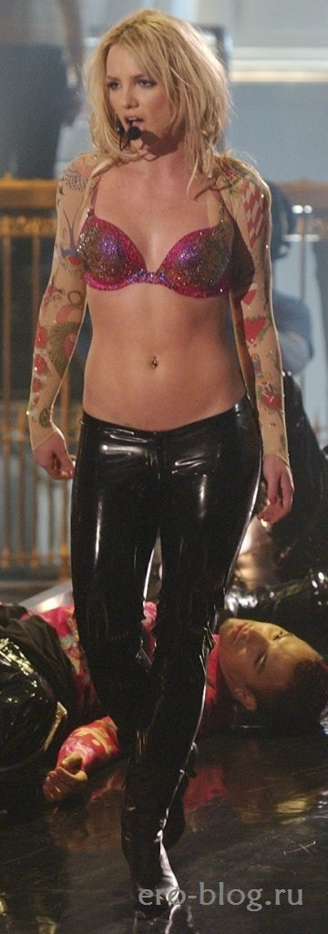 Голая обнаженная Britney Spears | Бритни Спирс интимные фото звезды