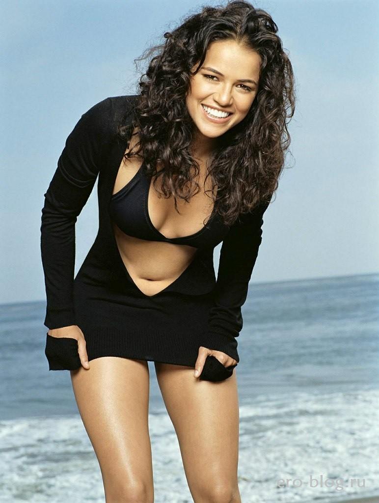 Голая Michelle Rodriguez фото | Обнаженная Мишель Родригес