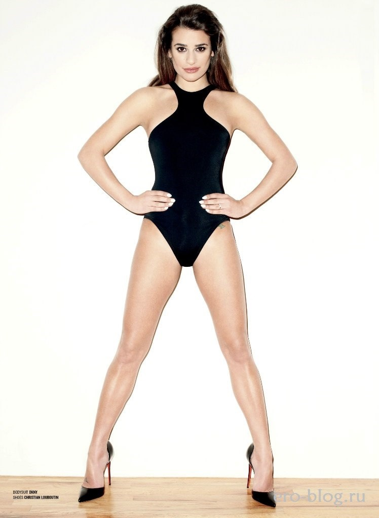 Голая Lea Michele фото | Обнаженная Лиа Мишель