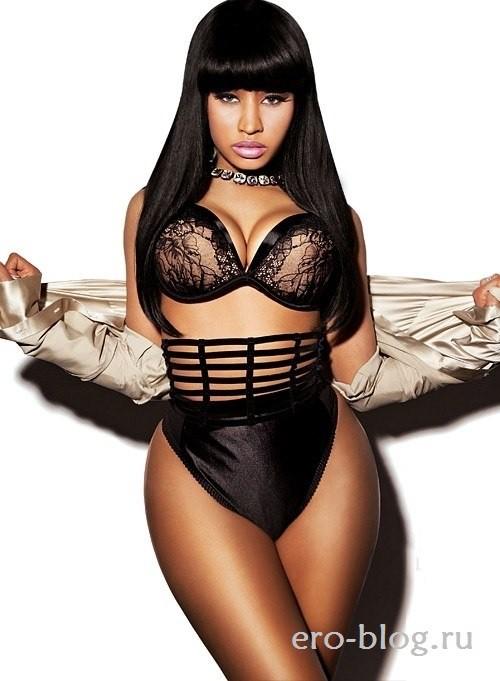 Голая Nicki Minaj фото | Обнаженная Ники Минаж