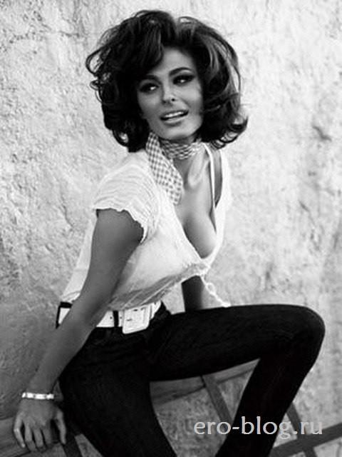 Голая Sophia Loren фото | Обнаженная Софи Лорен