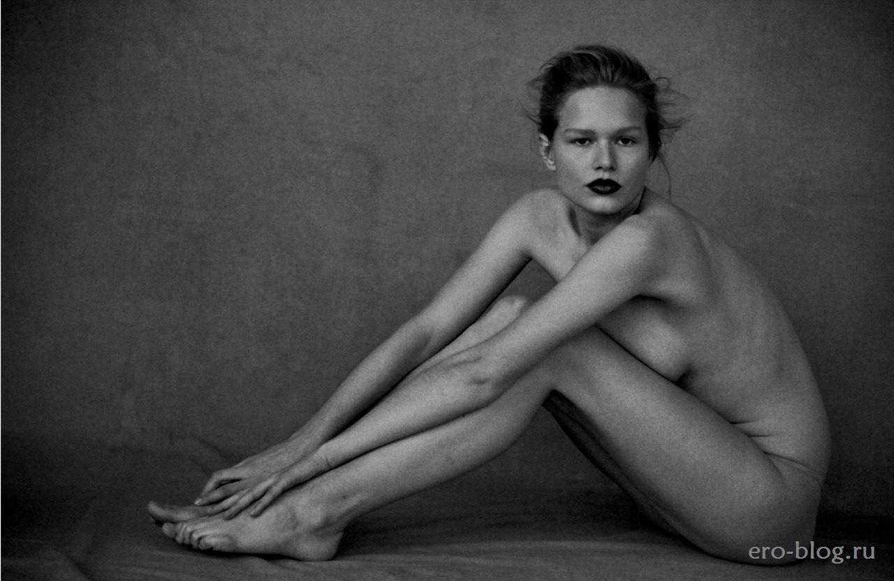 Голая обнаженная Anna Ewers | Анна Иверс интимные фото звезды