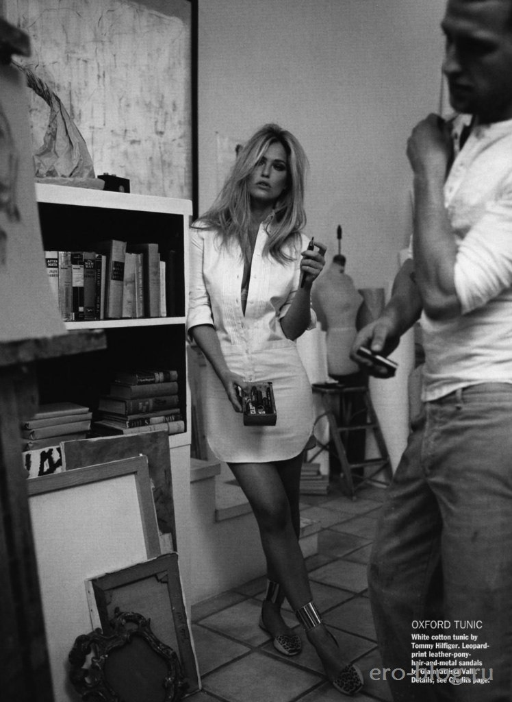 Голая обнаженная Bar Refaeli | Бар Рафаэли интимные фото звезды