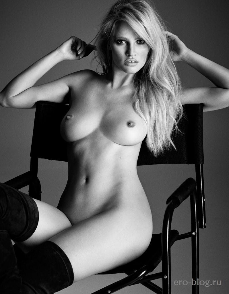 Голая обнаженная Lara Stone | Лара Стоун интимные фото звезды