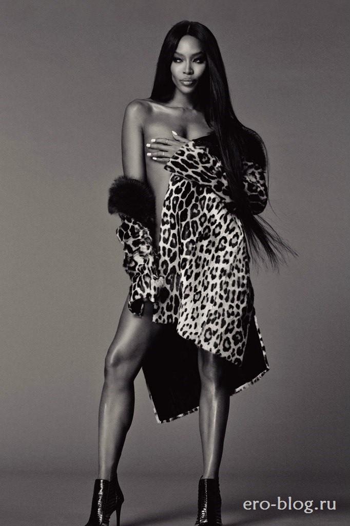Голая Naomi Campbell фото | Обнаженная Наоми Кэмпбелл