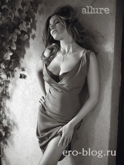 Голая обнаженная Sofia Vergara | София Вергара интимные фото звезды