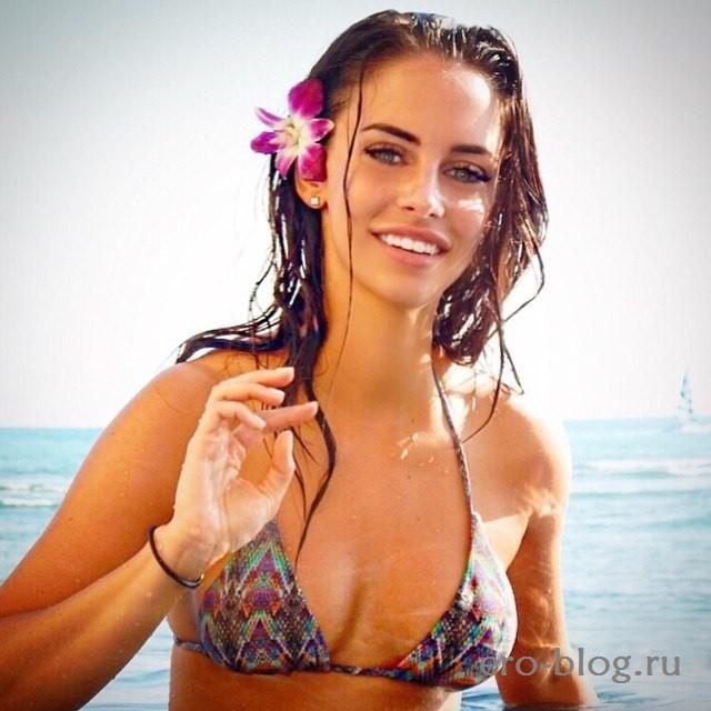 Голая обнаженная Jessica Lowndes | Джессика Лаундс интимные фото звезды
