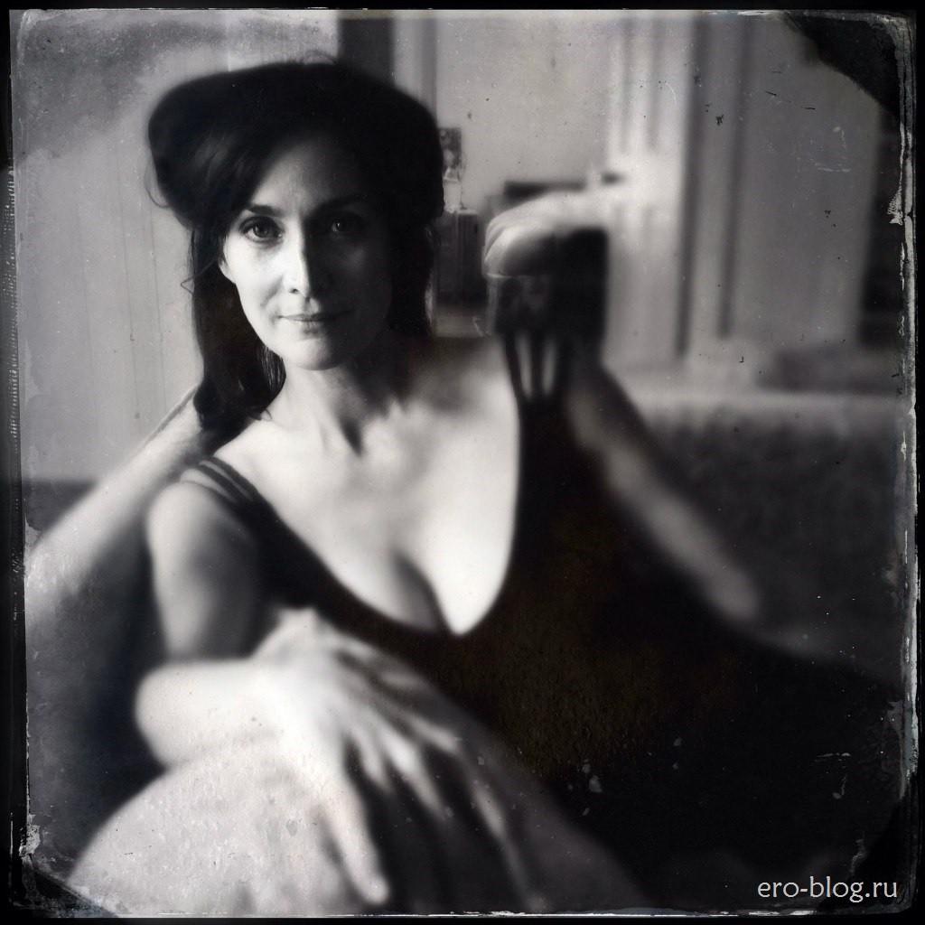 Голая обнаженная Carrie-Anne Moss | Керри-Энн Мосс интимные фото звезды