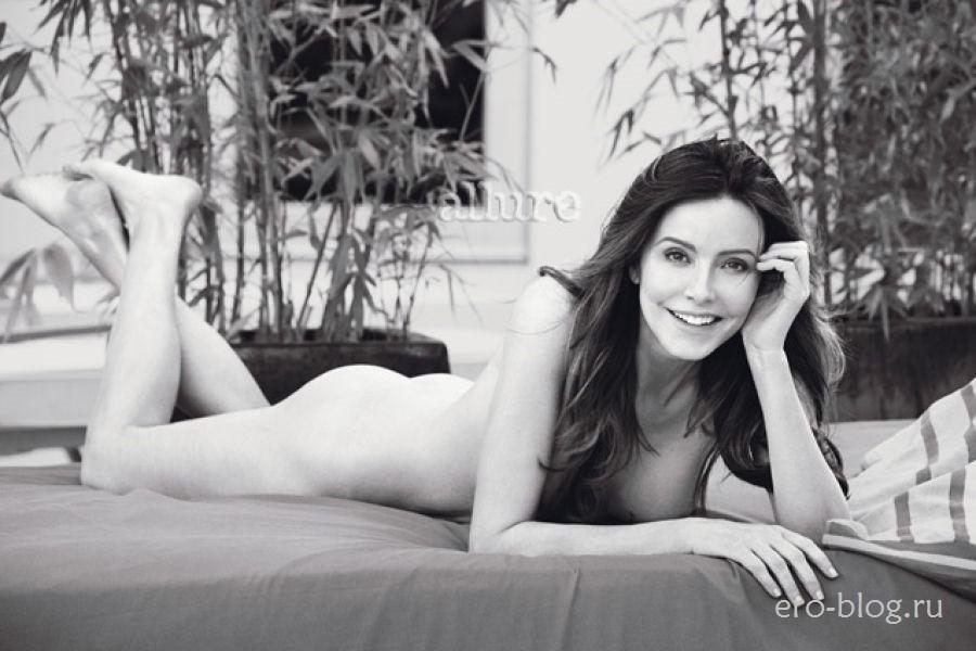 Голая обнаженная Christa Miller | Криста Миллер интимные фото звезды