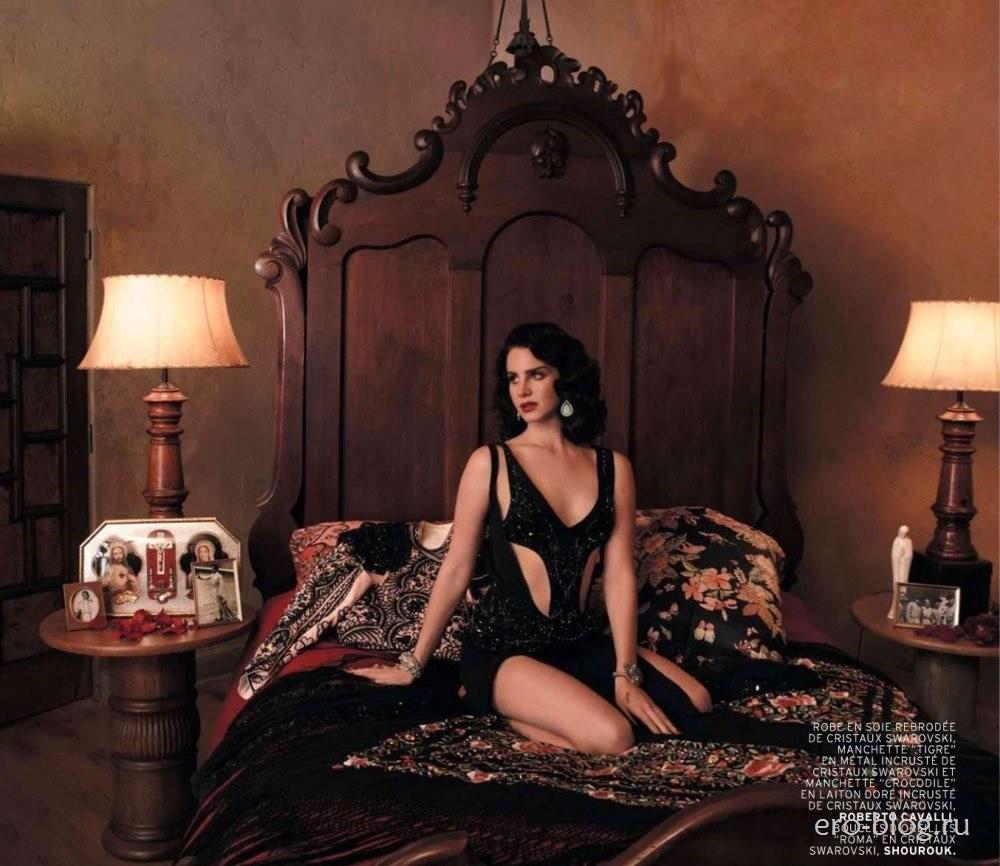 Голая обнаженная Lana Del Rey   Лана Дель Рей интимные фото звезды