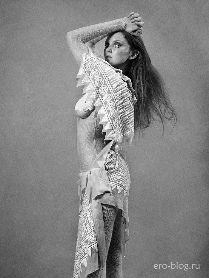 Голая обнаженная Lily Cole | Лили Коул интимные фото звезды
