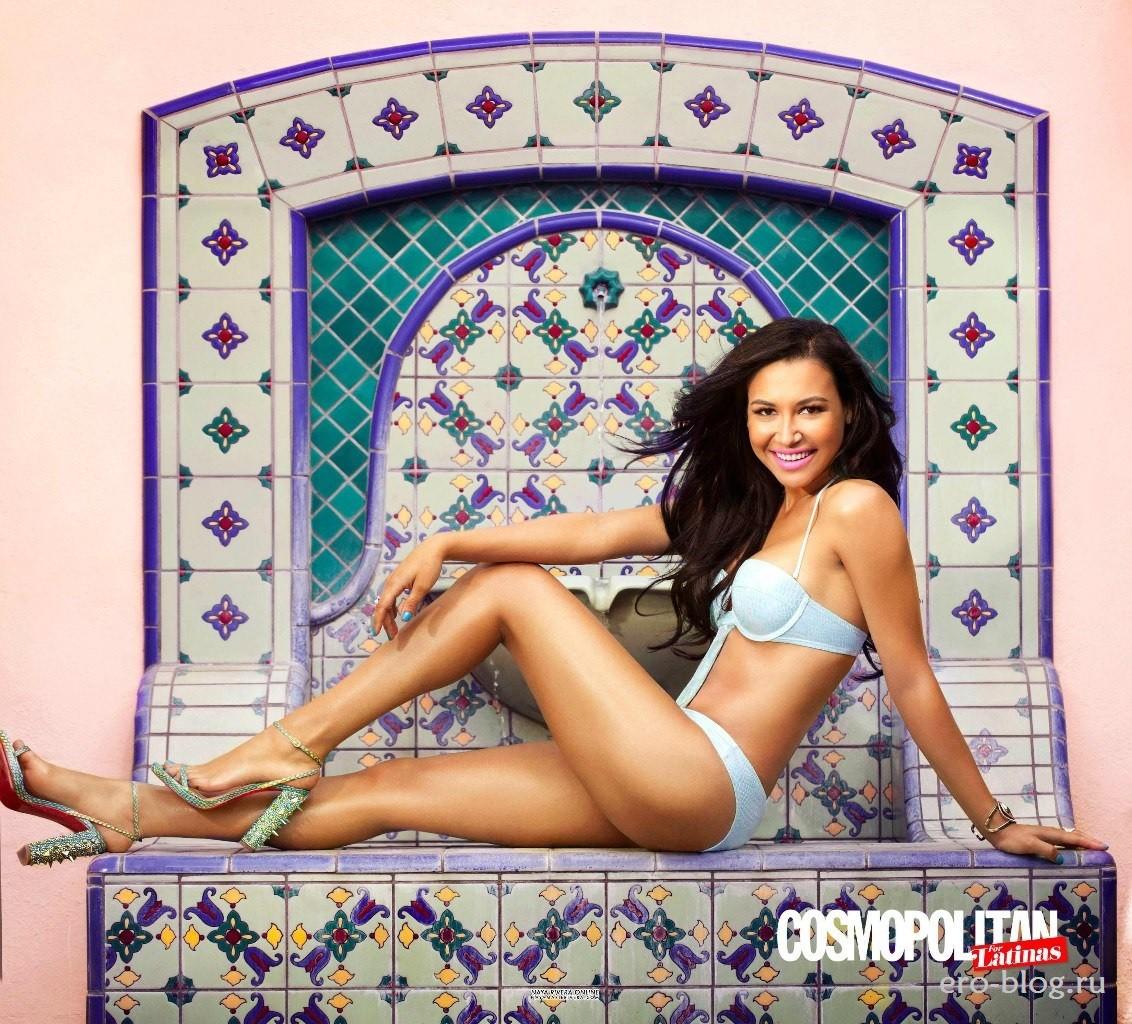 Голая обнаженная Naya Rivera | Ная Ривера интимные фото звезды